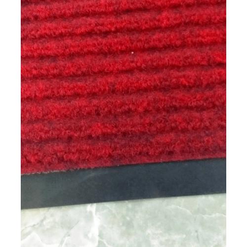 GRAFFE พรมดักฝุ่นกันลื่น120*180ซม.*0.7MM. CM1000RD1218 สีแดง