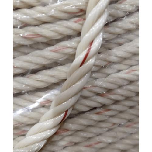 QIAO YANG TRADING เชือกไนล่อน ขนาด 5มม. NWR-05W สีขาว