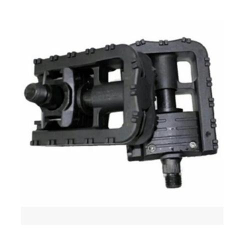 4TEM บันไดจักรยาน   11.5x10x4 cm   QJ-5165 สีดำ