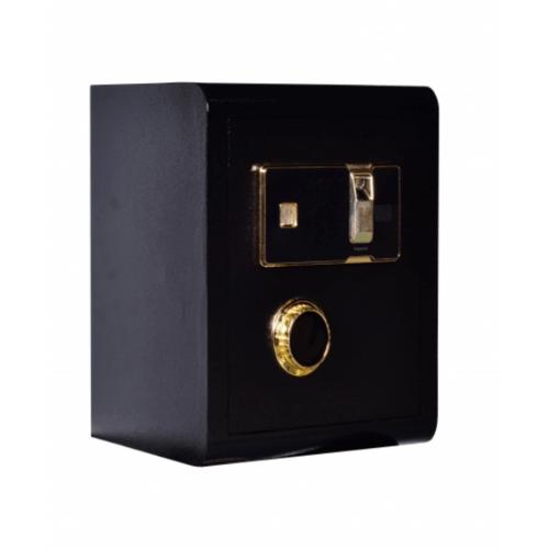 Protx ตู้ซฟดิจิตอล 38x33x45ซม.  ST-256-B สีดำ