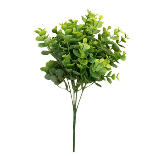 Tree O ดอกไม้ประดิษฐ์ตกแต่ง LL-011 สีเขียว
