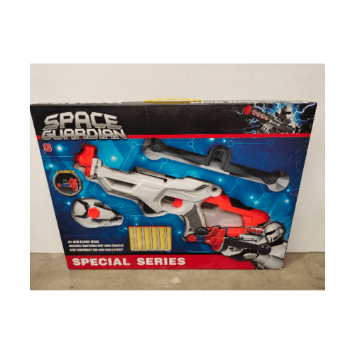Sanook&Toys ปืนเด็กเล่น  298019 สีขาว