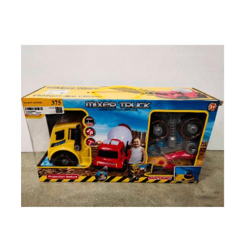Sanook&Toys รถของเล่นเสริมพัฒนาการ ชุด DIY car 297126 สีเหลือง