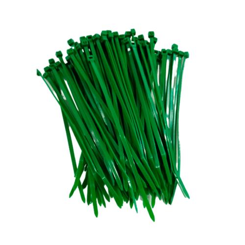 V.E.G. เคเบิ้ลไทร์3.6x150  6.0นิ้ว - สีเขียว
