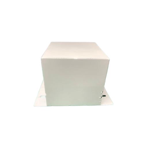 V.E.G. ข้อต่อตรง 3 ทาง โคมไฟแขวน ตัวตรง สีขาว
