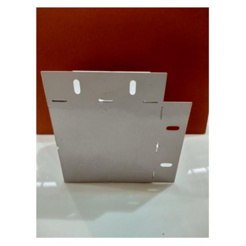 V.E.G ข้อต่อโคมไฟแขวนเพดาน 2 ทาง ตัวแอล  - สีขาว