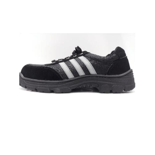 Protx รองเท้าเซฟตี้ #41 พื้น PU  W1 สีดำ