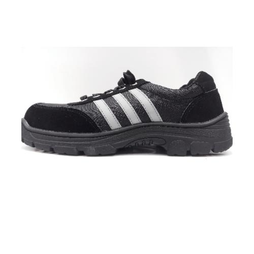 Protx รองเท้าเชฟตี้ #44 พื้น PU  W1 สีดำ