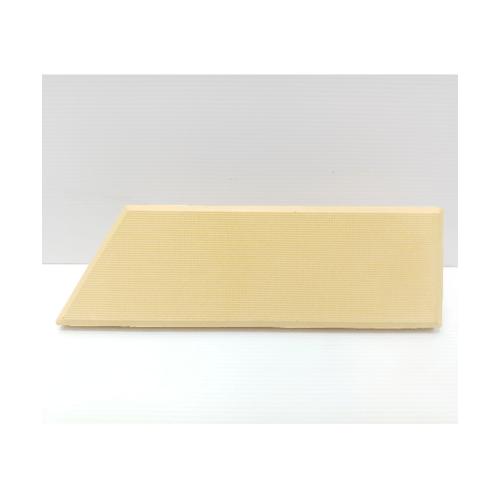 HUMMER เกียงฉาบปูน ขนาด 8X26 cm. YDH009 สีเหลือง