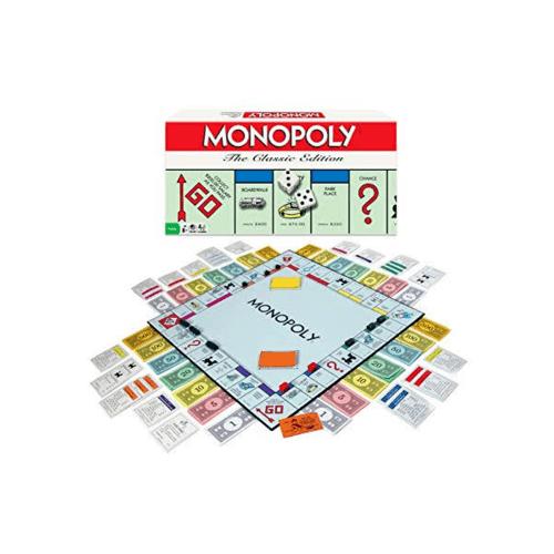 Sanook&Toys ของเล่นเสริมทักษะ MONOPOLY 275891