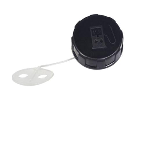 BISON ฝาน้ำมัน 11A-H7SA366 สีดำ
