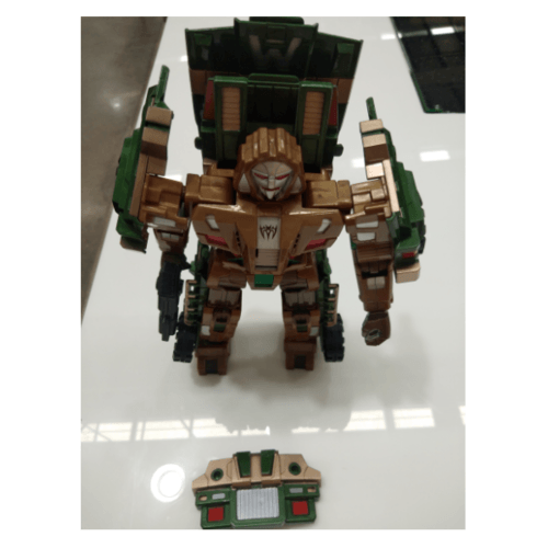 Sanook&Toys หุ่นยนต์  ชุด Deformation vehicles 238229