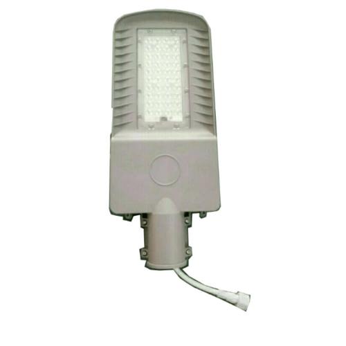 EILON โคมไฟถนนโซลาร์เซลล์ LED 30W LZYS028 สีขาว