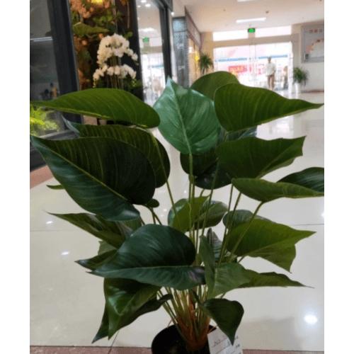 Tree O ดอกไม้ประดิฐ์ตกแต่ง CH005 สีเขียว
