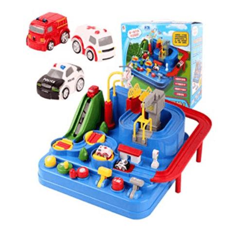 Sanook&Toys ชุดรถไฟฟ้า  288539 สีฟ้า