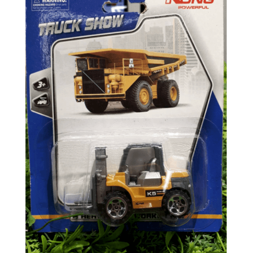 Sanook&Toys รถอัลลอย  283690 สีเหลือง