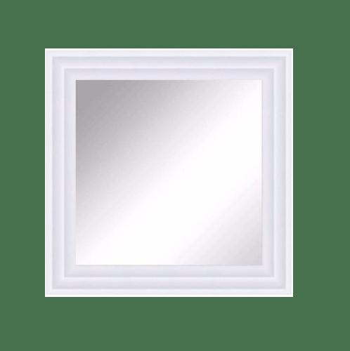 HERITAGE กระจกมีกรอบ 1215-A1001 สีขาว