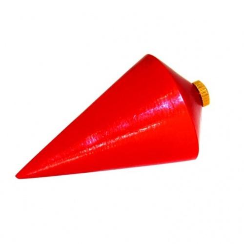 HUMMER ลูกดิ่ง ขนาด 200กรัม  PB-200 สีแดง
