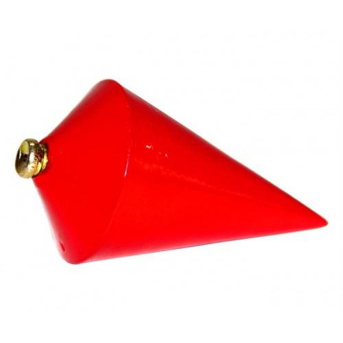 HUMMER ลูกดิ่ง ขนาด 500กรัม PB-500 สีแดง