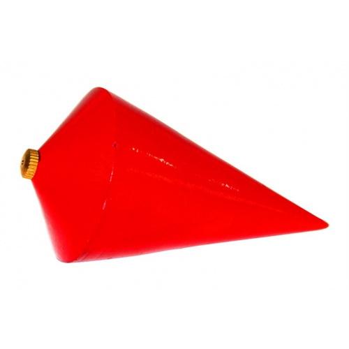 HUMMER ลูกดิ่ง ขนาด 600กรัม  PB-600 สีแดง