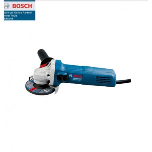 BOSCH เครื่องเจียร์ 4 นิ้ว 750 วัตต์ GWS750-100 สีน้ำเงิน