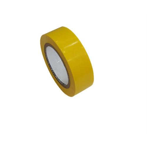 SHUSHI เทปพันสายไฟ 0.17mmx19mmx10m 2170Z-104 สีเหลือง
