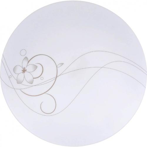 EILON โคมไฟเพดาน LED 18W 6500K  EXDD-018-18 แสงเดย์ไลท์ สีขาว