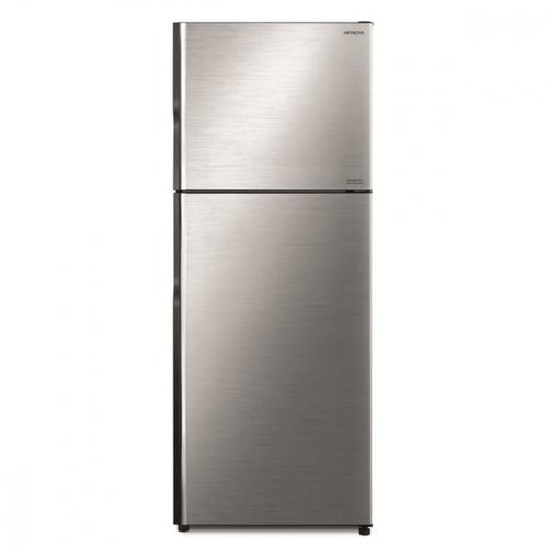 HITACHI ตู้เย็น 2 ประตู ขนาด 15 คิว RVX400PF-1 BSL เทาเข้ม