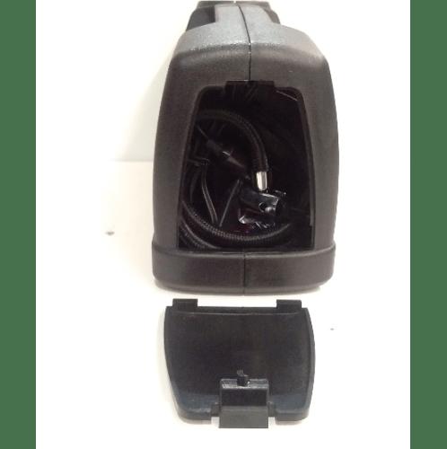 TUF ปั้มลมไฟฟ้าติดรถยนต์ FY-023 สีดำ