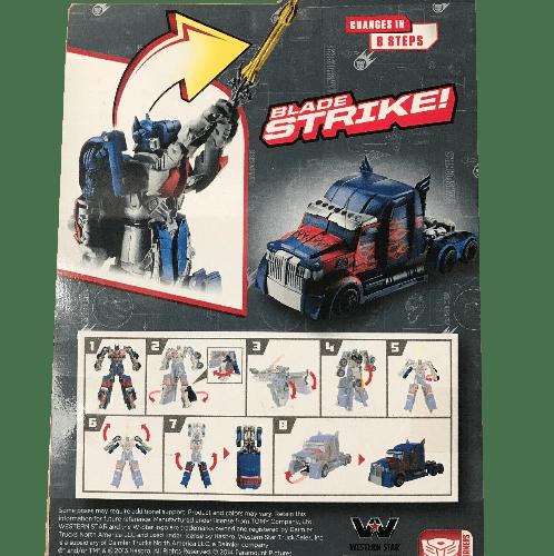 Sanook&Toys หุ่นยนต์Transformersของเล่น a7060