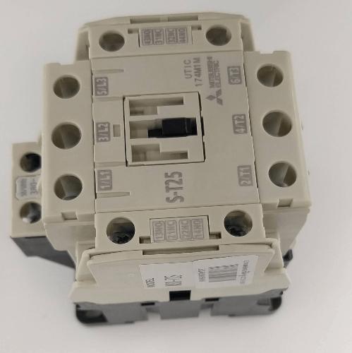 MITSUBISHI คอนแทคเตอร์ มิตซู  ST25-380V สีครีม