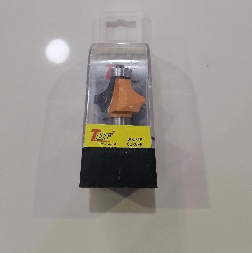 TUF ดอกเลาท์เตอร์ 1/2x3/4 mm. DTRT251