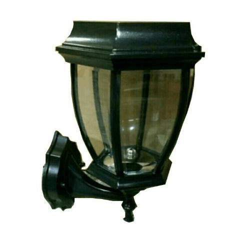 EILON โคมไฟผนังโซลาร์เซลส์ 20x18x35cm Classic LX-A1115