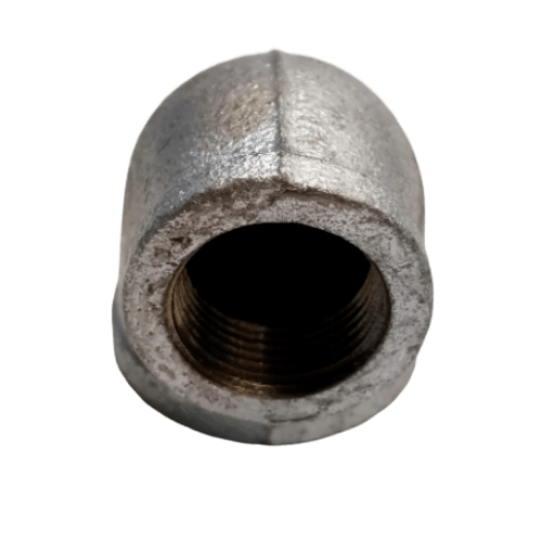 VAVO ข้องอลดเหล็ก 90 1.1/4นิ้วx3/4นิ้ว P334AY01 สีโครเมี่ยม