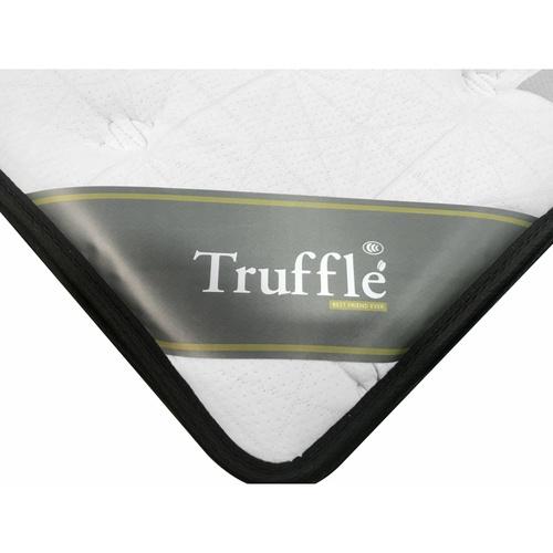 Truffle ที่นอน Pocket Spring เสริมเมมโมรี่โฟม Belly ขนาด 3.5 ฟุต หนา 10 นิ้ว