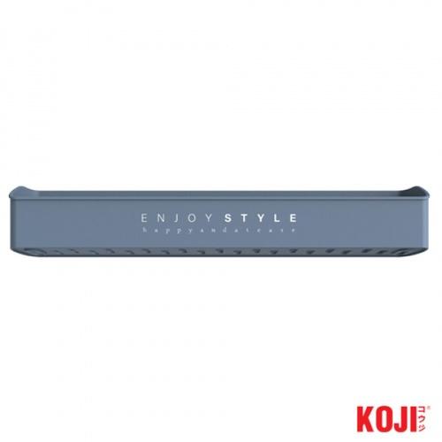 KOJI ถาดวางของติดผนัง ขนาด 10.5x40.5x7 cm.  2JYS040-BU สีน้ำเงิน